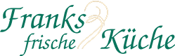 Logo Franks frische Küche